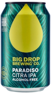 Bier Big Drop Paradiso Citra