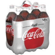 Coca Cola Light PET 6-P